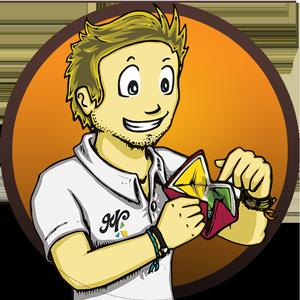 Nicolas Maurel : créateur des jeux en papier Pliay